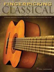 Cover of: Fingerpicking Classical | Hal Leonard Corp.