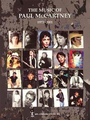 Cover of: The Music of Paul McCartney - 1973-2001