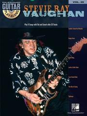 Cover of: Stevie Ray Vaughan | Stevie Ray Vaughan