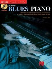 Cover of: Best of Blues Piano