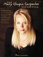 Cover of: The Mary Chapin Carpenter Collection | Mary Chapin Carpenter