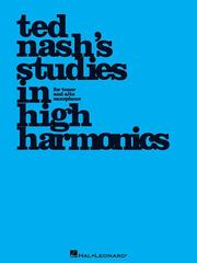 Cover of: Ted Nash