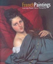 Cover of: French Paintings |