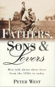 Cover of: Fathers, sons, and lovers