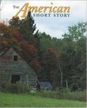 Cover of: The American Short Story, Softcover Student Edition | McGraw-Hill