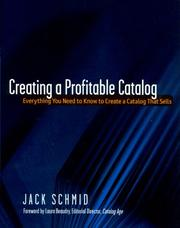 Creating a profitable catalog by Jack Schmid