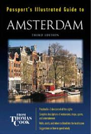 Cover of: Passport's Illustrated Guide to Amsterdam (Passport's Illustrated Guide to Amsterdam, 3rd ed)
