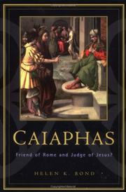 Cover of: Caiaphas | Helen K. Bond