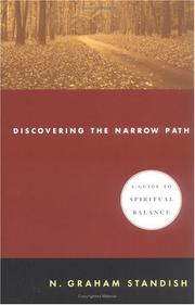 Cover of: Discovering the Narrow Path