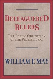 Cover of: Beleaguered Rulers