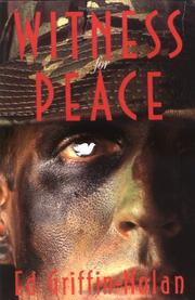 Cover of: Witness for Peace | Ed Griffin-Nolan