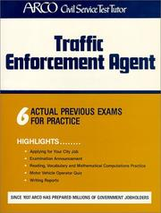 Cover of: Arco Traffic Enforcement Agent