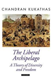 Cover of: The Liberal Archipelago