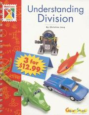Cover of: Understanding Division |