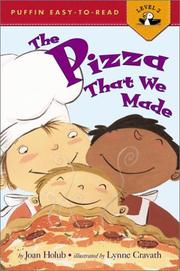 Cover of: The pizza that we made