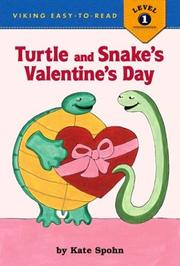 Cover of: Turtle and Snake's Valentine's Day