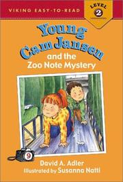 Cover of: Young Cam Jansen and the zoo note mystery