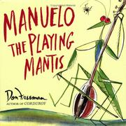 Cover of: Manuelo the playing mantis
