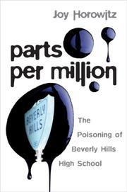 Cover of: Parts per Million