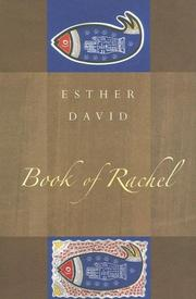 Cover of: Book of Rachel