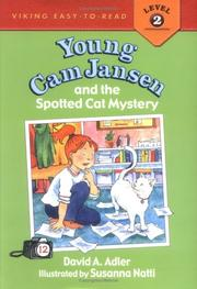 Cover of: Young Cam Jansen and the spotted cat mystery