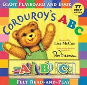 Cover of: Corduroy's ABC Felt Read and Play