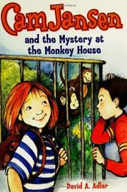 Cover of: Cam Jansen and the mystery at the monkey house