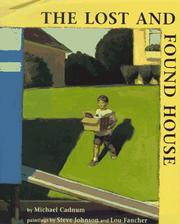 Cover of: The lost and found house