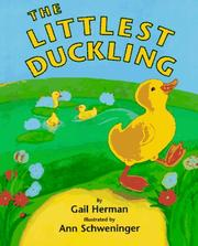 Cover of: The littlest duckling