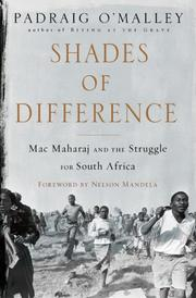 Cover of: Shades of Difference