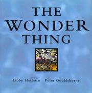 Cover of: The wonder thing