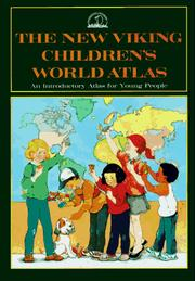 Cover of: The New Viking Children's World Atlas | Jacqueline Tivers