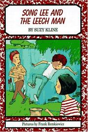 Cover of: Song Lee and the Leech Man | Suzy Kline