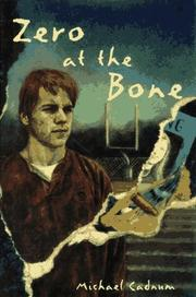 Cover of: Zero at the bone