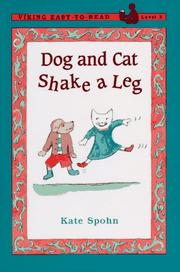 Cover of: Dog and Cat shake a leg