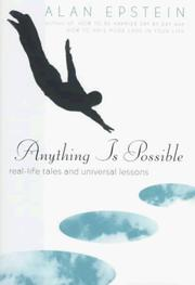 Cover of: Anything is possible