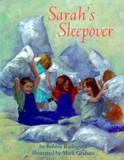 Cover of: Sarah's sleepover