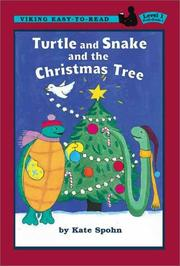 Cover of: Turtle and Snake and the Christmas tree