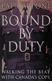 Cover of: Bound by duty