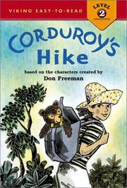 Cover of: Corduroy's hike | Alison Inches
