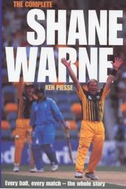 Cover of: The Complete Shane Warne