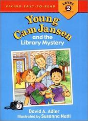 Cover of: Young Cam Jansen and the library mystery