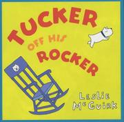 Cover of: Tucker Off His Rocker SE