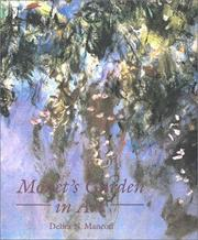 Cover of: Monet's garden in art