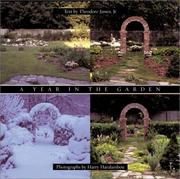 Cover of: A Year in the Garden | Theodore James
