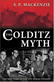 Cover of: The Colditz myth