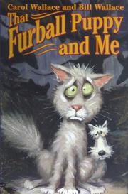Cover of: That Furball Puppy and Me