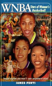 Cover of: WNBA | James Ponti