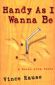 Cover of: Handy as I wanna be: a novel with tools