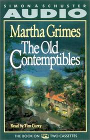 Cover of: The Old Contemptibles, The